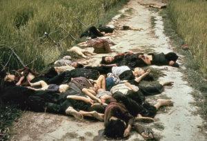 Ce Jour dans l'histoire – Le massacre de My Lai, le 16 mars 1968