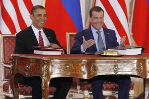 Ce Jour Dans l'Histoire – La signature du Traité «New Start» , le 8 avril 2010