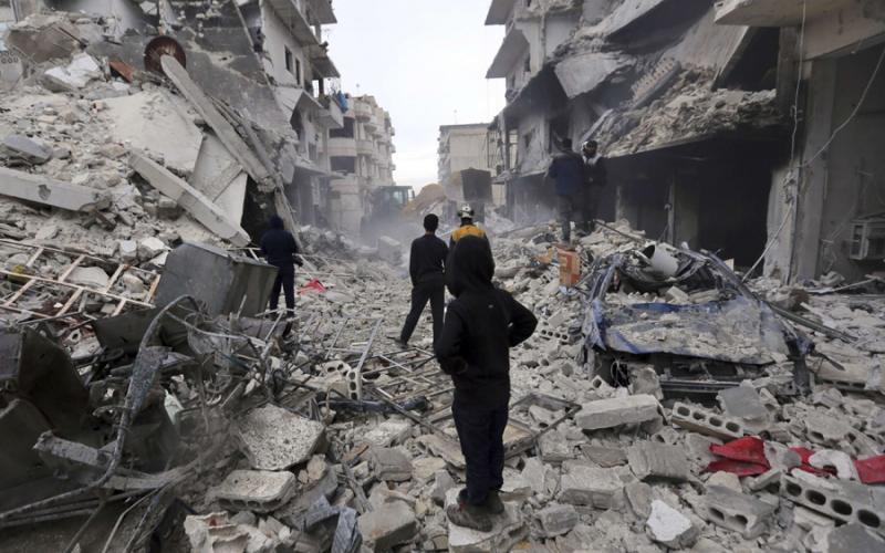 Idlib, ou le symbole de la guerre syrienne