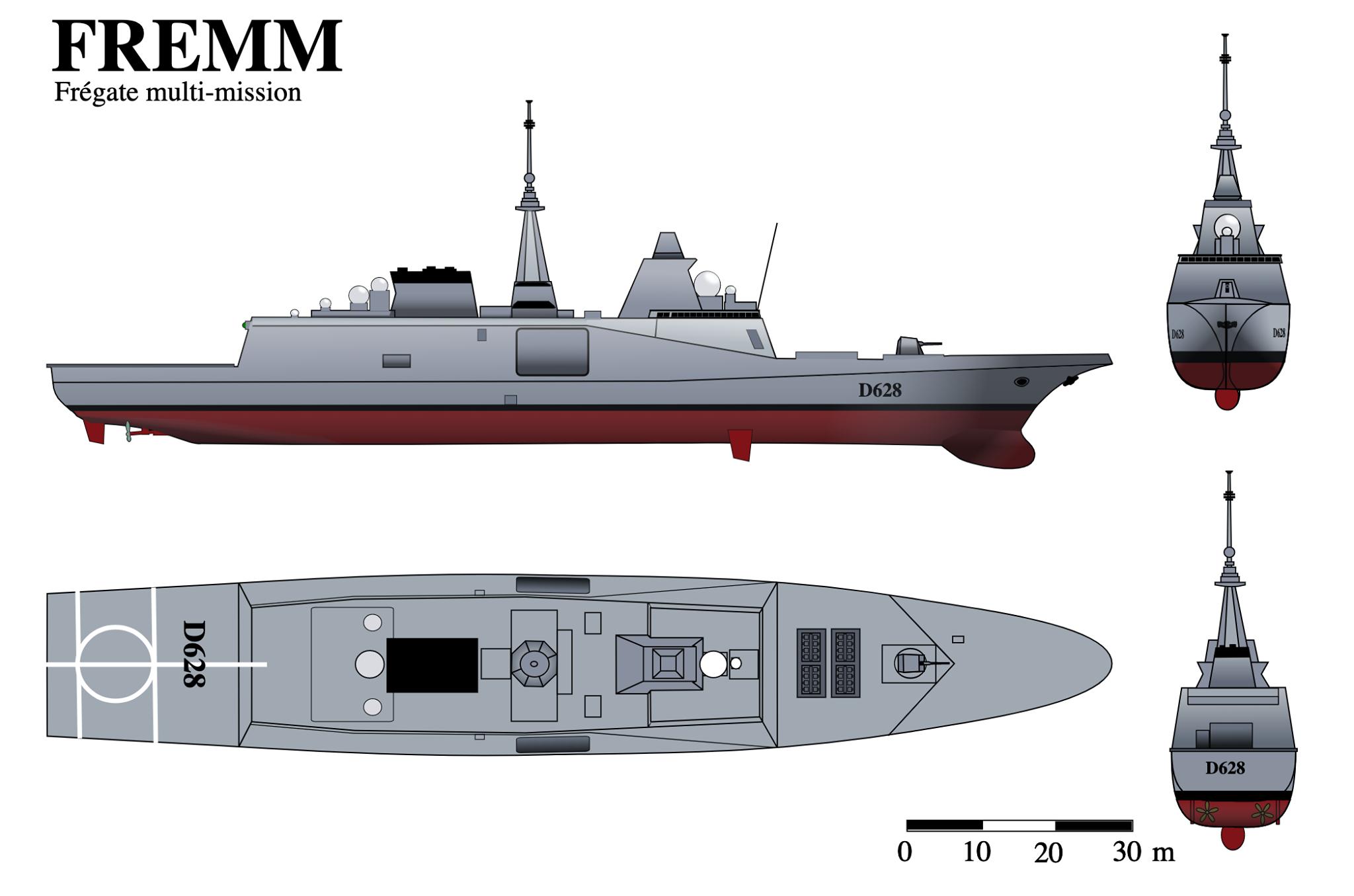 Déploiement des doubles équipages à bord des frégates multimissions :  un signe de renouveau pour la Marine nationale ?