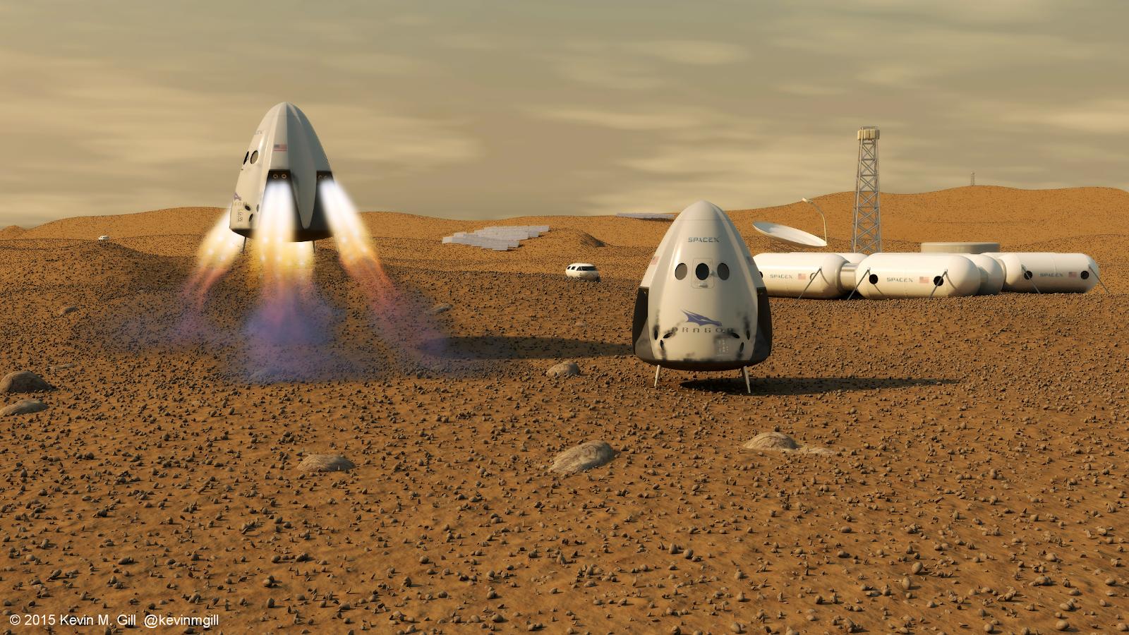 """Le domaine spatial, ce nouveau """"far west"""" aux enjeux multiples"""